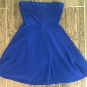 Express strapless sundress